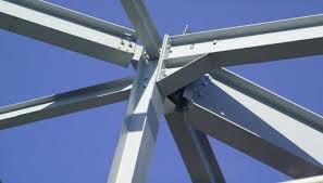 پاورپوینت اصول طراحی و اجرای ساختمان های فلزی | ساعت مچی