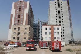 پاورپوینت بررسی چگونگی عملیات اطفاء حریق و امداد و نجات در ساختمان های بلند مرتبه