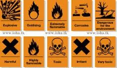 پاورپوینت مدیریت مواد خطرناک شیمیایی و بیولوژیکی